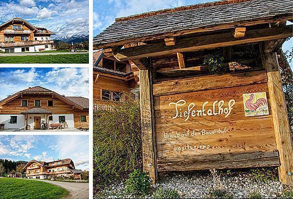 The gorgeous Tiefentalhof