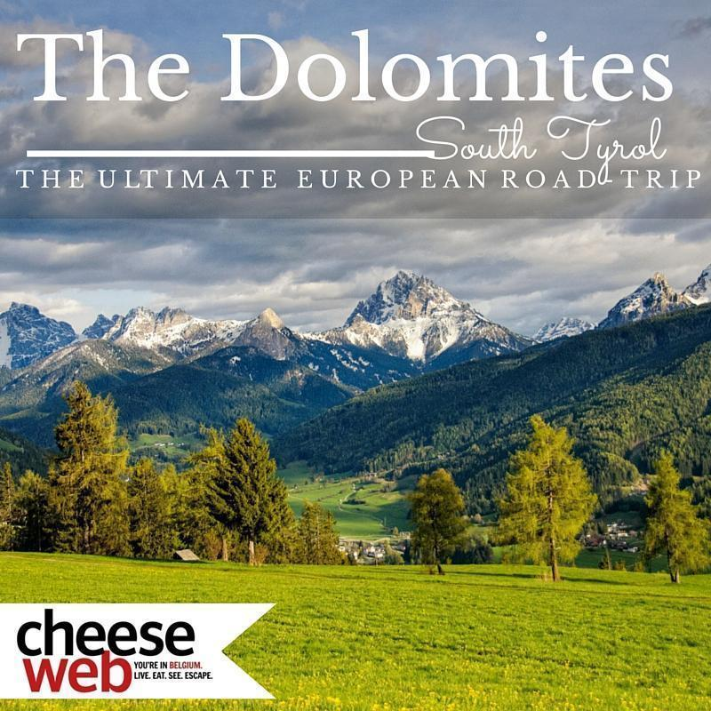 The Dolomites, South Tyrol - The Ultimate European Road-Trip