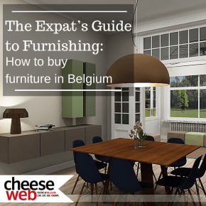 The Expat's Guide to Furnishing: How to buy furniture in Belgium