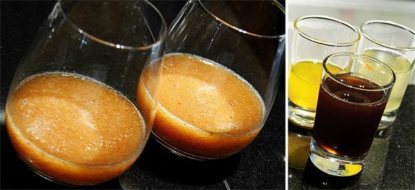 Our cocktail creations