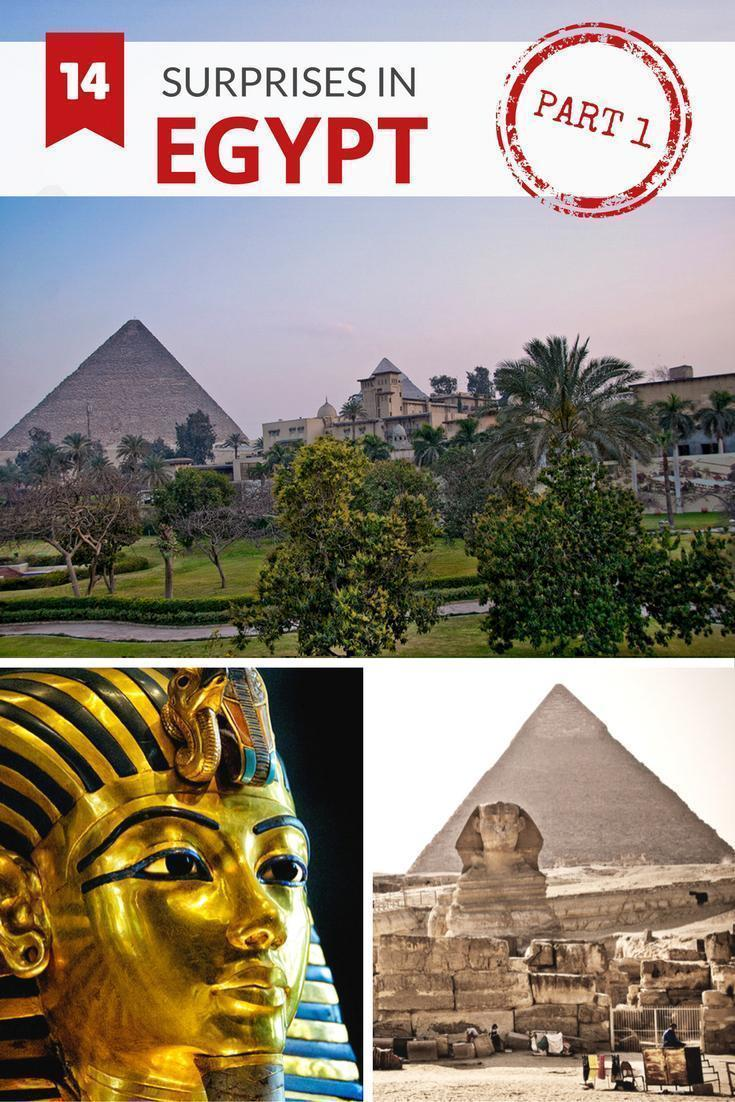 During my brief visit to Egypt, this diverse, historically and culturally rich country surprised me in a number of ways. Here is the first half of that story.