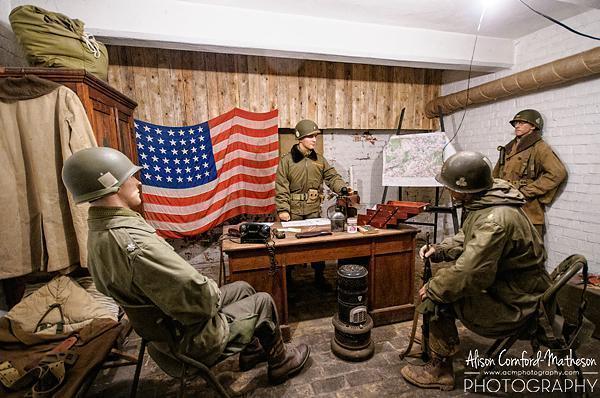 Exploring the Bastogne Barracks Museum