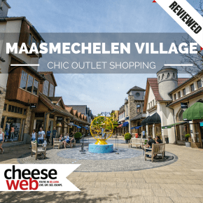Maasmechelen Village Chic Outlet Shopping