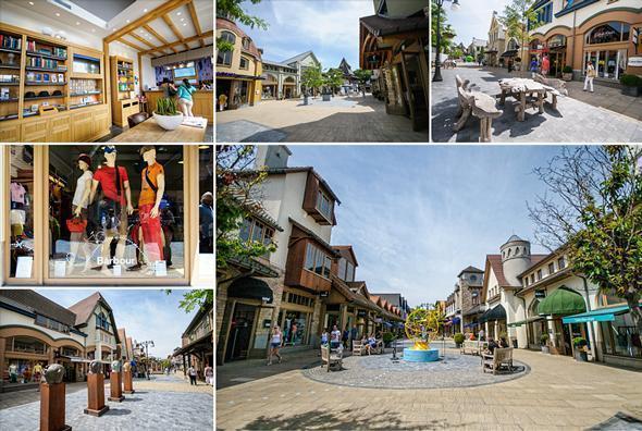 Exploring the new atmosphere of Maasmechelen Village