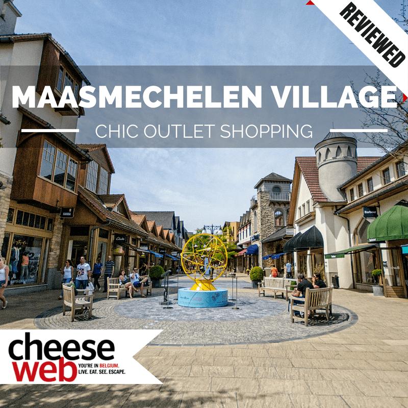 Maasmechelen Village Chic Outlet Shopping