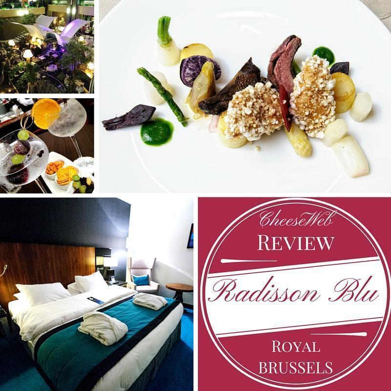The Radisson Blu Royal, Brussels, Belgium - Our Review