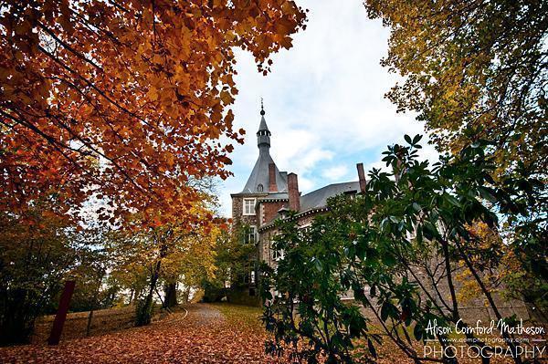 Château de Waroux, Liege, Belgium