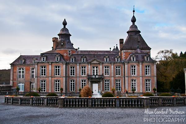 Château de Modave, Liège, Belgium