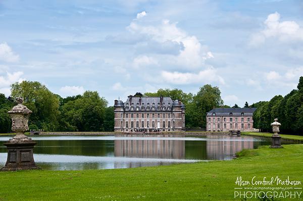 Chateau de Beloeil, Hainaut, Belgium