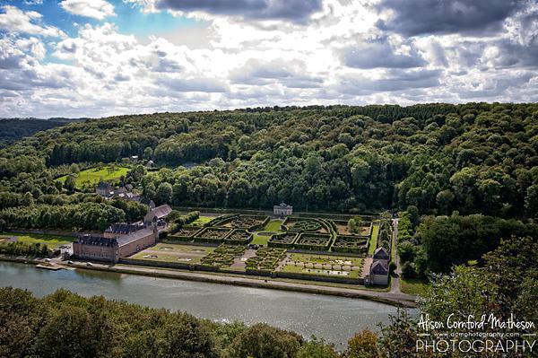 Castle of Freÿr, Namur, Belgium