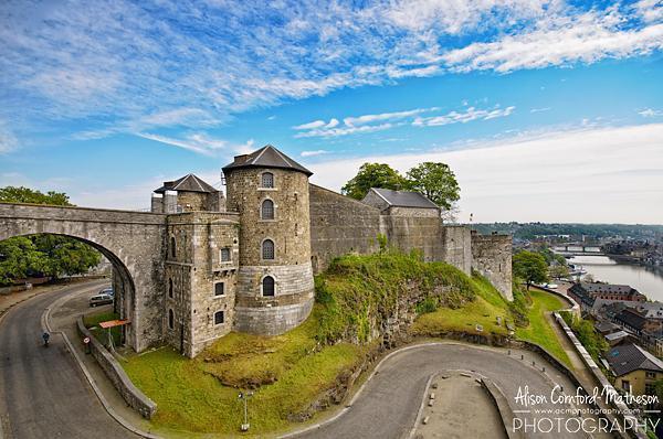 Citadel of Namur, Namur, Belgium