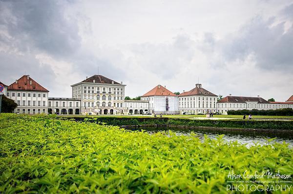 Schloss Nymphenburg - 'the nymph's castle'
