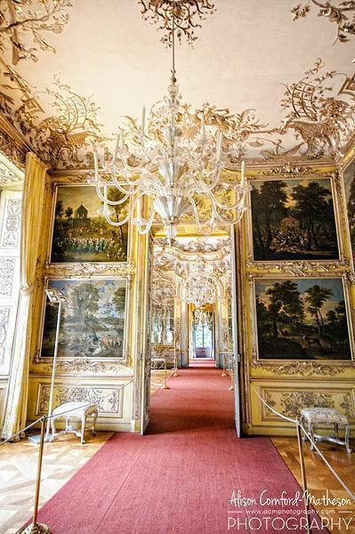 A mini Versailles in Munich