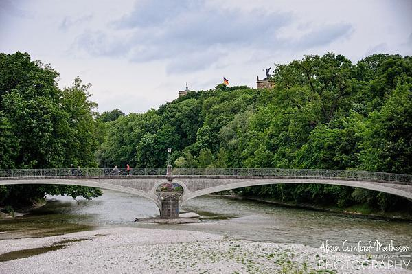 Munich's River Isar