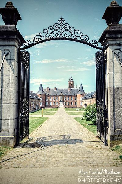 Who can resist a day at the romantic Alden Biesen Castle in Limburg?
