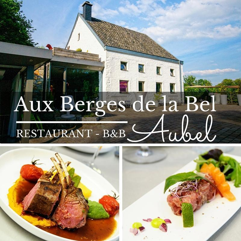 Aux Berges de la Bel Restaurant and B&B, Aubel, province of Liege, Belgium