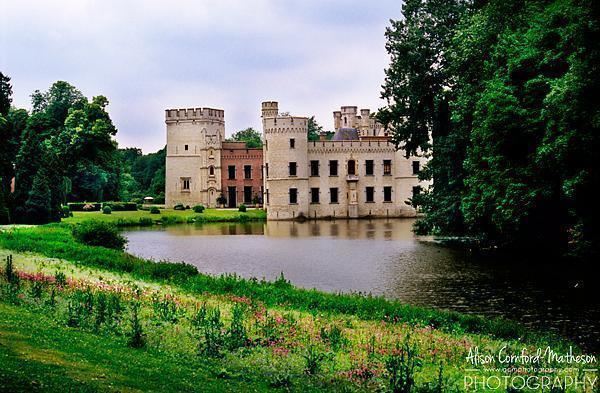 Bouchout Castle, Vlaams-Brabant, Belgium