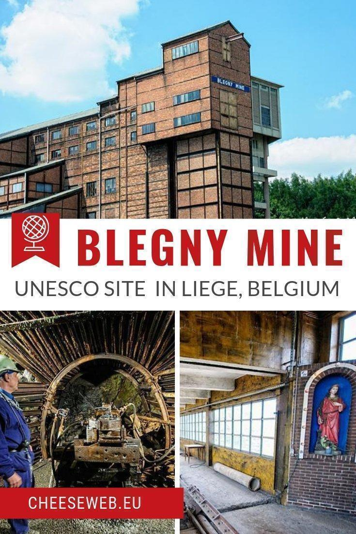 One of the most interesting UNESCO sites in Belgium lies deep under the hilly terrain of Liege province. Touring Blegny Mine illustrates how the dangerous job of coal mining shaped Wallonia's industrial past.