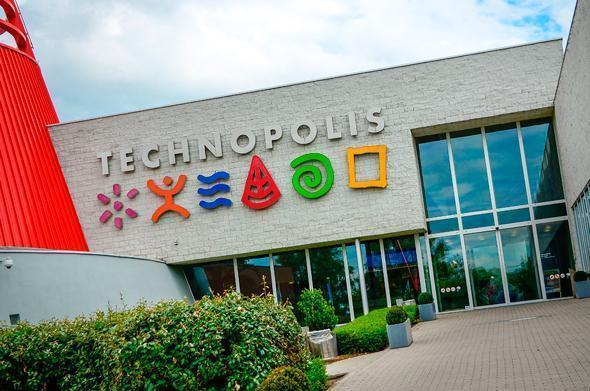 Technopolis is filled with educational family fun
