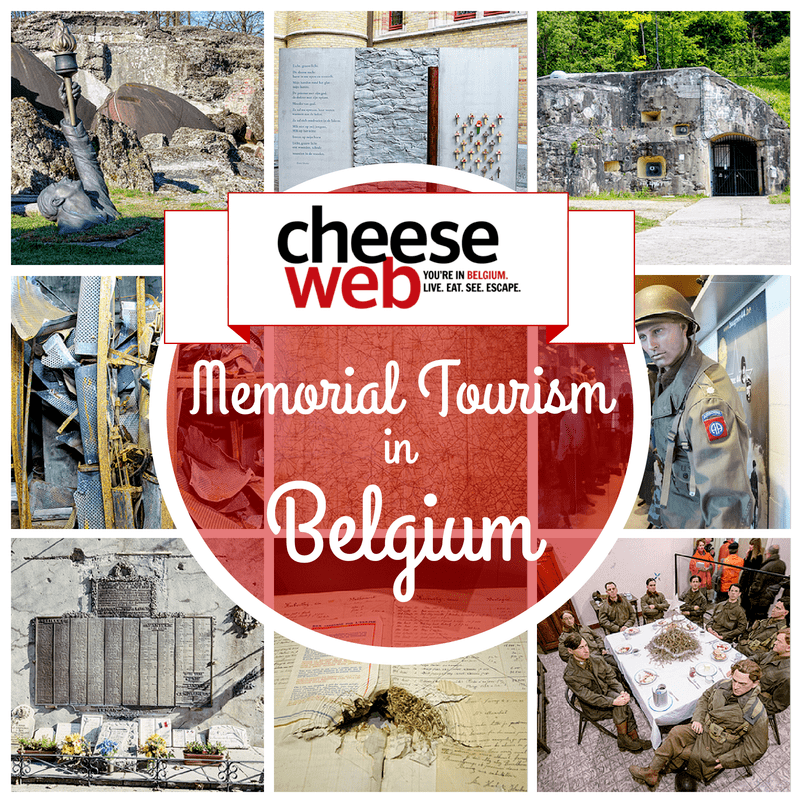 War Memorial Tourism in Belgium