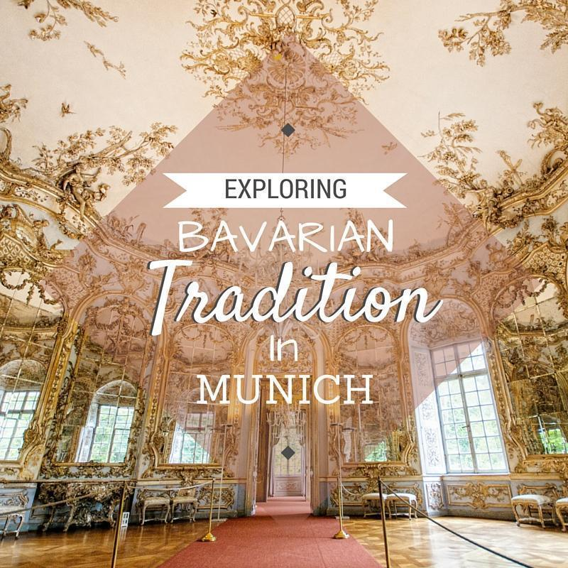 Exploring Bavarian Tradition in Munich, Germany