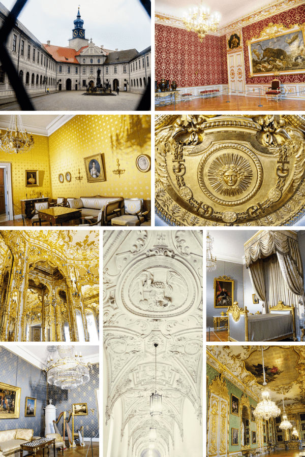 Ornate and fit for royalty - Munich's Residenz Palace