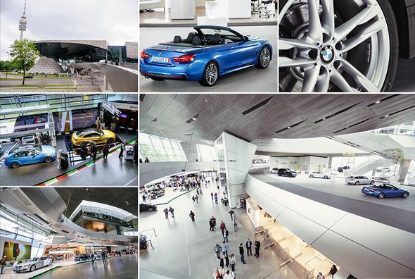 Automotive Innovation at BMW World