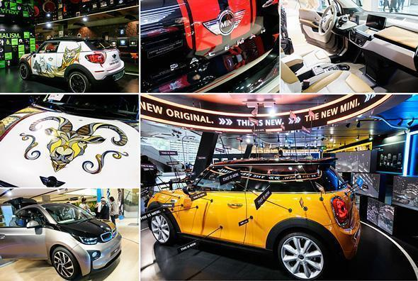 From Mini's and ecological cars