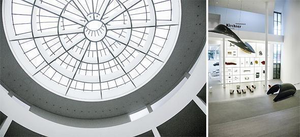 The stunning Die Neue Sammlung (The International Design Museum)