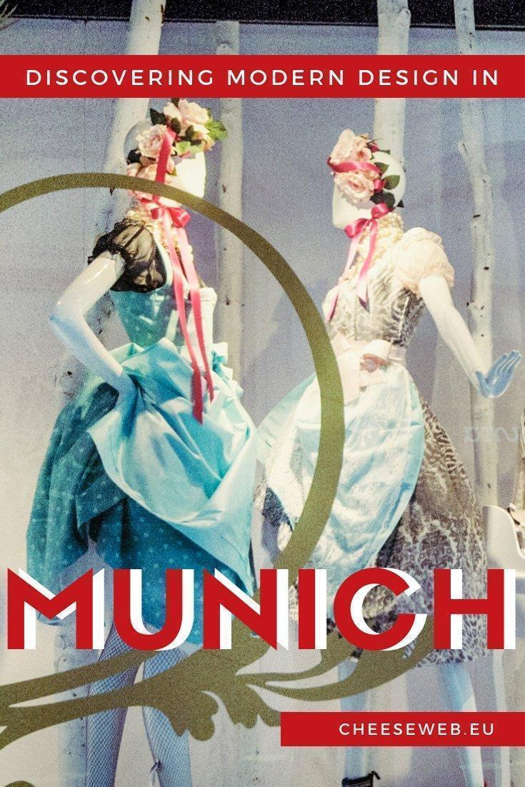 While #Munich #Germany is firmly rooted in tradition, it isn't stuck there. This city in #Bavaria is brimming with modern design from cars to clothes. We show you where to find the cutting edge.