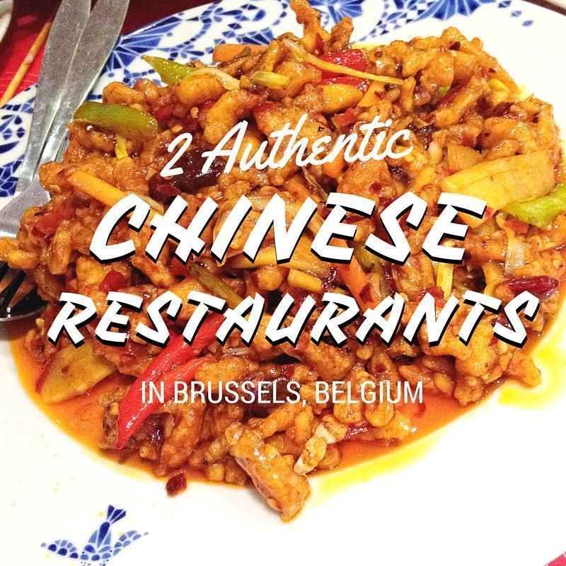 2 Authentic Chinese Restaurants in Brussels, Belgium