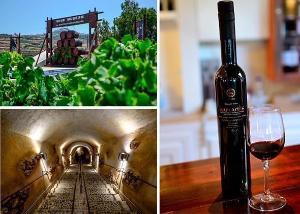 Koutsoyannopoulos Vineyard and Wine Museum