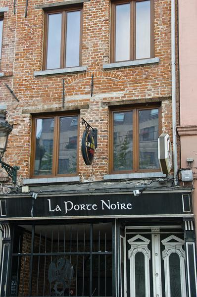 Don't be intimidated by La Porte Noir
