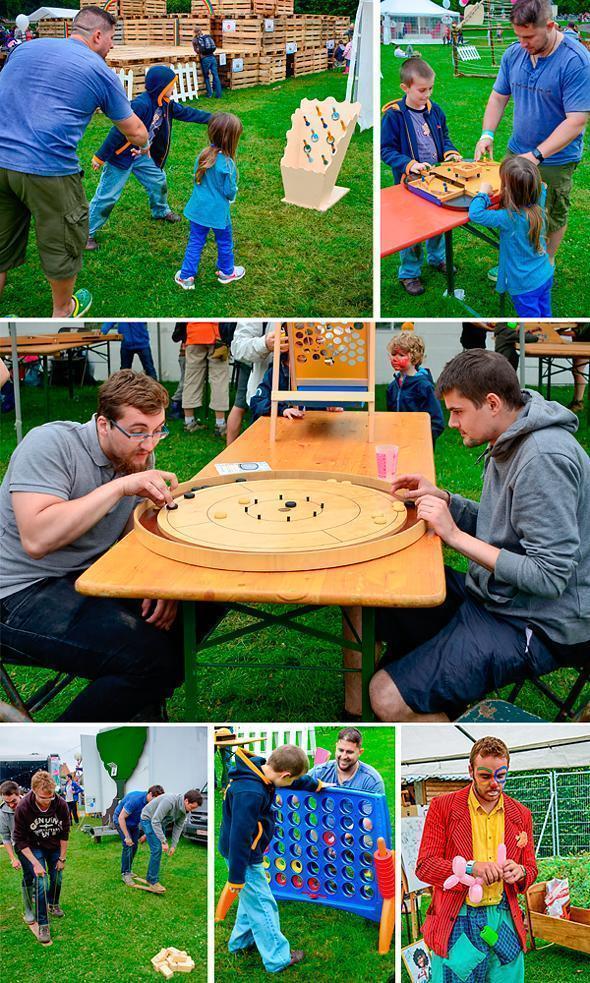 Fun and (board) games at LaSemo
