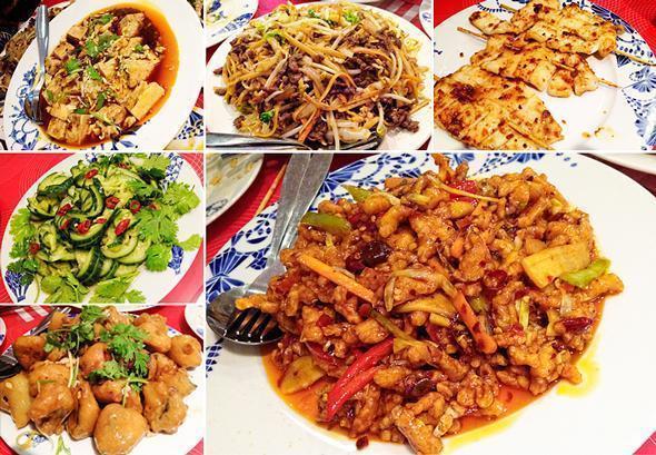 Le Nid Savoureux Dishes