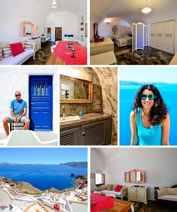 Pori House - Maria, Vasilis and the incredible view