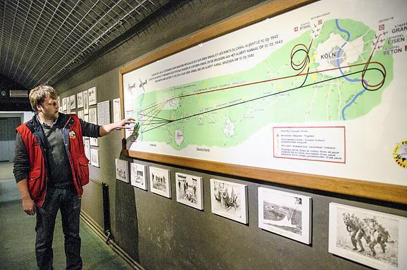 Our guide explains the German plan of attack by glider