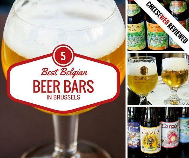 5 best beer bars in brussels belgium for drinking belgian beer
