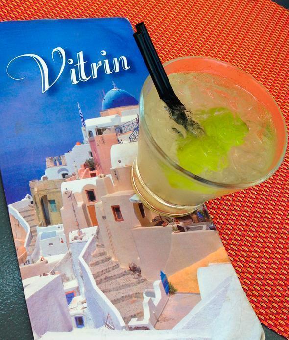 Tasty Caipirihnas at Vitrin