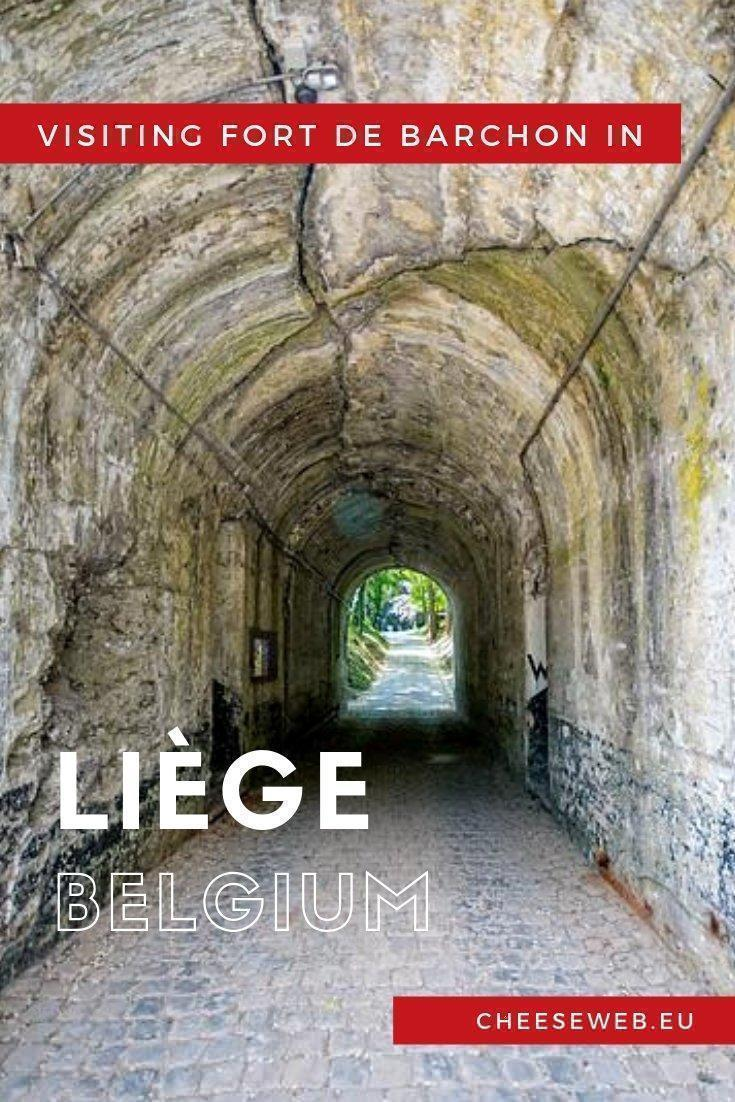 The Fort de Barchon, in Liège, Belgium, survived both world wars and is a twin of the Fort de Loncin. We visited this memorial site in Liege, to learn more about its history and construction.