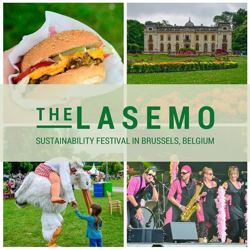 The LaSemo Sustainability Festival, Brussels
