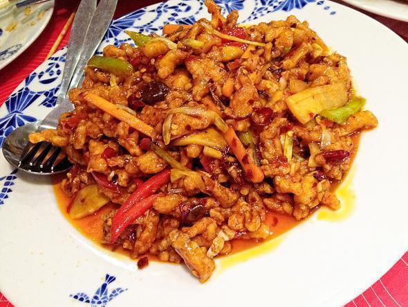 Spicy AND cheap eats at Le Nid Savoureux Chinese Restaurant