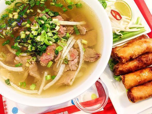 Slurp-a-licious soups at Pho Pho