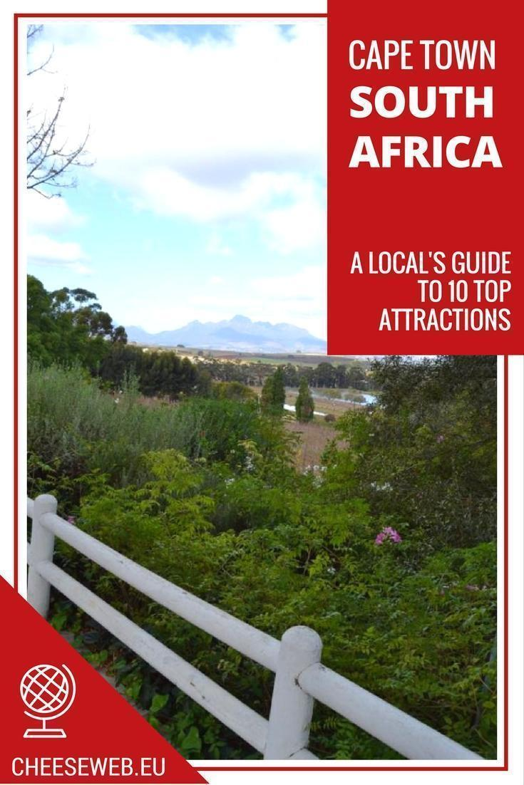 South African expat, Maxine, shares her top 10 things to do in Cape Town, from penguins and cheetahs to tea and wine.