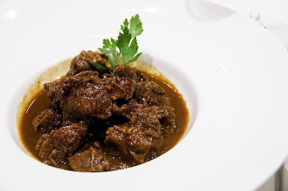 My authentic and delicious carbonnade at Willards