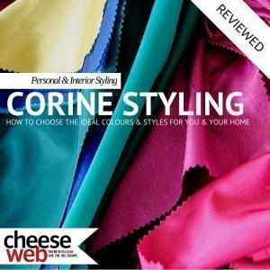 Add the right colours to your life with a consultation from Corine Styling