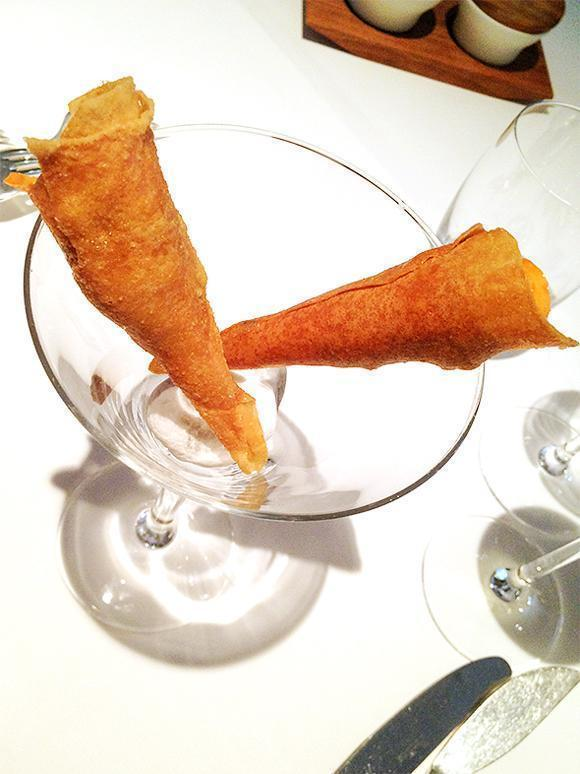 Crispy deliciousness at JER
