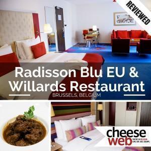 Radisson Blu EU Hotel in Brussels, Belgium