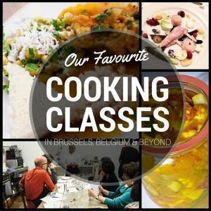 From beginners to advanced, there's a cooking class in Belgium for everyone.
