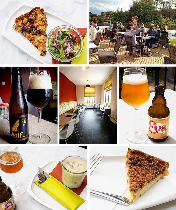 Brasserie Hippo-Smaak features fresh ingredients and a great selection of Belgian Beer!